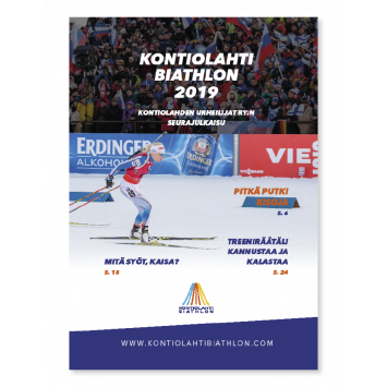 Kontiolahti Biathlon 2019